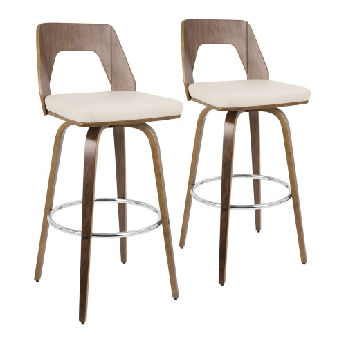 "Trilogy 30"" Bar Stool - Set of 2"